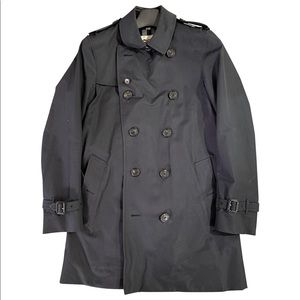 Burberry trench coat navy size s